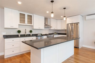 Portsmouth Condo/Townhouse For Sale: 21 Brewster Street #3