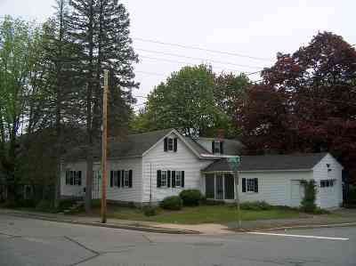 Concord NH Multi Family Home For Sale: $215,000