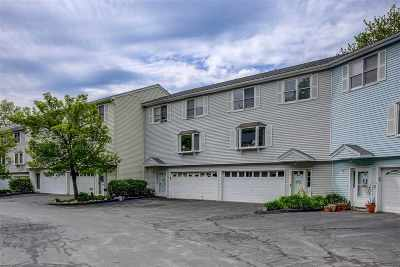 Manchester Condo/Townhouse Active Under Contract: 634 Hackett Hill Road