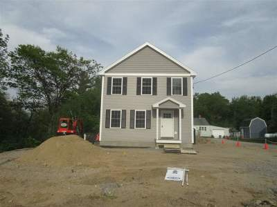 Merrimack Single Family Home Active Under Contract: 14 Dw Drive