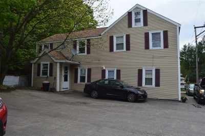 Goffstown Multi Family Home For Sale: 65 Center St.