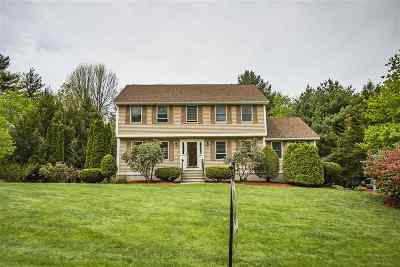 Londonderry Single Family Home Active Under Contract: 16 Moulton Drive
