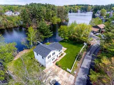 Salem Single Family Home For Sale: 5 Shore Drive