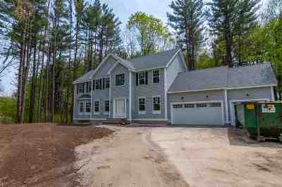 Salem Single Family Home Active Under Contract: 81 Kelly Road