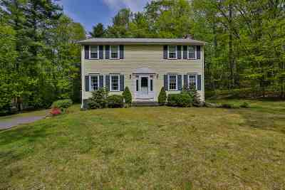 Windham Single Family Home Active Under Contract: 14 Alpine Road