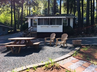 Belknap County Single Family Home For Sale: 1011 Weirs Boulevard #2
