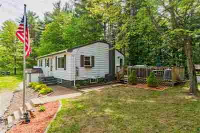 Derry Single Family Home For Sale: 11 Walnut Hill Road