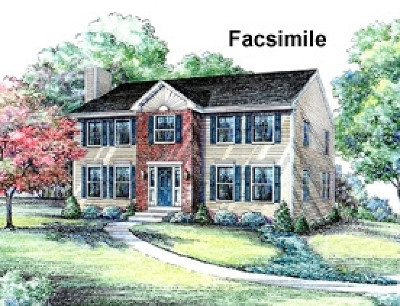 Meredith Single Family Home For Sale: Lot 55 Hickorywood Circle