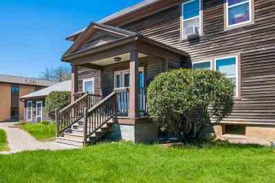 Winooski Multi Family Home For Sale: 486 Main Street