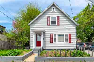 Manchester Single Family Home Active Under Contract: 323 Douglas Street