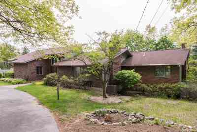 Nashua Single Family Home Active Under Contract: 21 Dickens Street