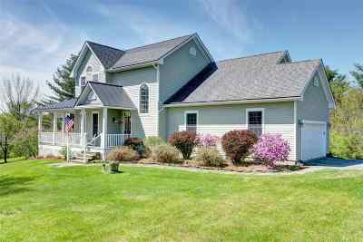 Addison County, Chittenden County Single Family Home For Sale: 300 Partridge Lane Lane