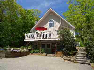 Carroll County Single Family Home For Sale: 109 Ossipee Mountain Road