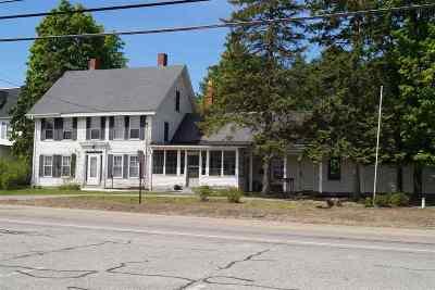 Pelham Single Family Home For Sale: 9 Main Street