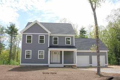 Nottingham Single Family Home For Sale: Lot 18 Maple Ridge Road #18