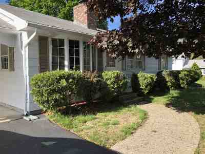 Manchester Single Family Home Active Under Contract: 170 Moody Street
