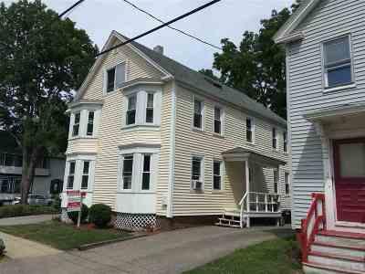 Dover Multi Family Home For Sale: 15-17 Maple