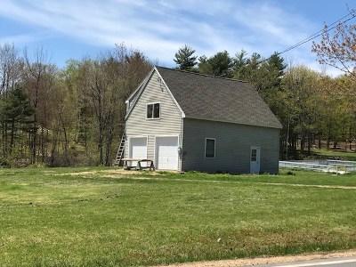 Merrimack County Single Family Home For Sale: Tilton Hill Road #2-1