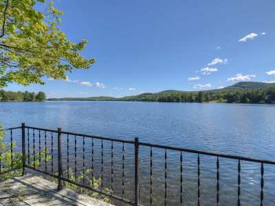 Belmont Single Family Home For Sale: 1 Loon Island