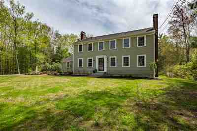 Single Family Home For Sale: 22 Chapel Road