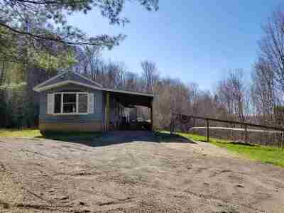 Sheffield Single Family Home For Sale: 216 Vertical Mile Road