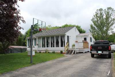 Merrimack County Single Family Home For Sale: 30 Donna Drive