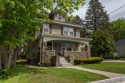 Single Family Home Active Under Contract: 349 Wibird Street