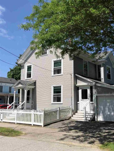 Single Family Home For Sale: 21 Linden Street