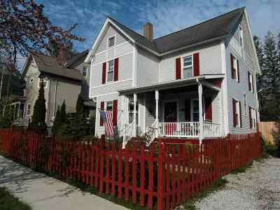 St. Albans City Single Family Home For Sale: 17 Brown Avenue