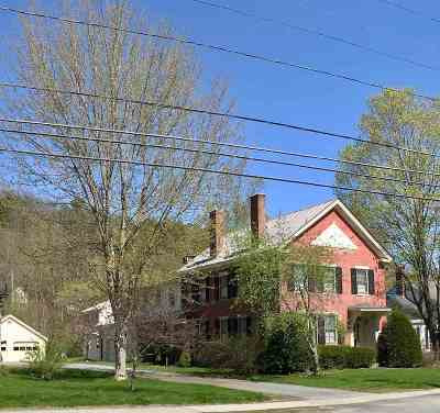 Bradford Multi Family Home Active Under Contract: 203 North Main Street