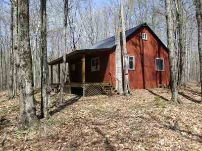Orleans County Single Family Home For Sale: 2904 Duck Pond Road