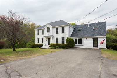 Stratham Single Family Home For Sale: 255 Portsmouth Avenue