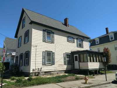 Manchester Single Family Home For Sale: 529 Maple Street