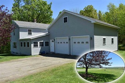 Orleans County Single Family Home For Sale: 5883 Airport Road