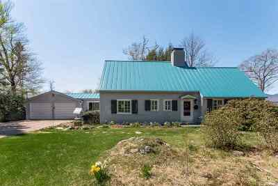 Sandwich Single Family Home For Sale: 260 Whiteface Road