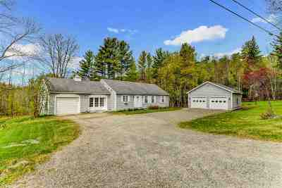 Littleton NH Single Family Home Active Under Contract: $270,000