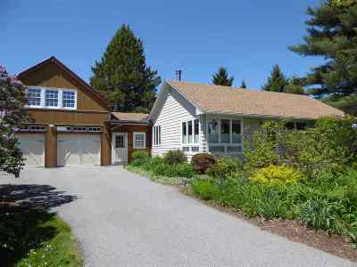 Chittenden County Single Family Home For Sale: 305 N Williston Road