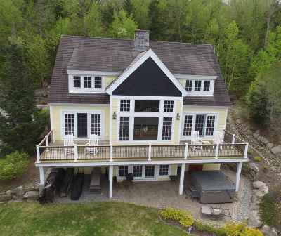 Waterville Valley Single Family Home For Sale: 28 Bear Brook Lane