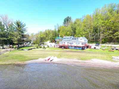 Orleans County Single Family Home For Sale: 1740 Vt-5a Highway