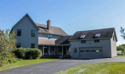 Shelburne Single Family Home Active Under Contract: 6747 Spear Street