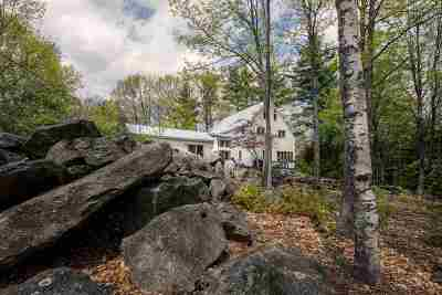 Lyme Single Family Home For Sale: 65 Pout Pond Lane
