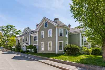 Concord NH Condo/Townhouse For Sale: $400,000