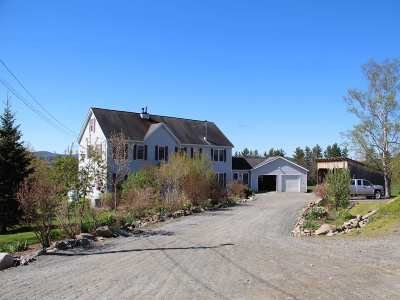 Bath Single Family Home For Sale: 378 Hill Road