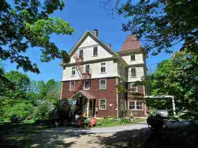 Hopkinton Single Family Home For Sale: 2201 Hopkinton Road