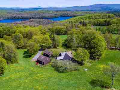 Orleans County Single Family Home For Sale: 191 Skunk Hollow Road
