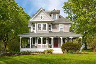 Single Family Home Active Under Contract: 611 Central Road