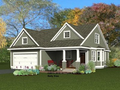 Stratham Single Family Home For Sale: Lot 37 Betty Lane #Lot #37
