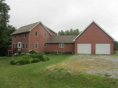 Danby Single Family Home For Sale: 449 High Meadow Way