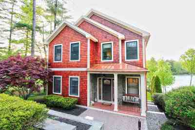 Windham Single Family Home For Sale: 29 W Shore Road
