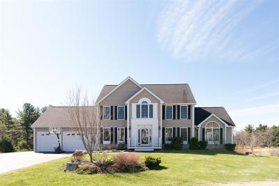Somersworth Single Family Home Active Under Contract: 24 Victoria Drive